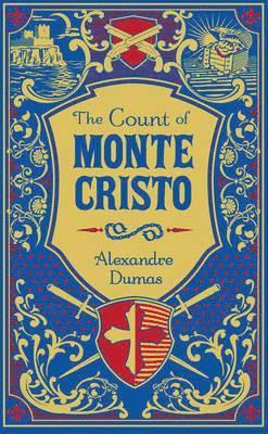 bokomslag Count of Monte Cristo (Barnes &; Noble Collectible Classics: Omnibus Edition)