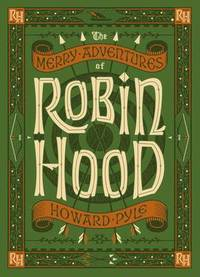 bokomslag The Merry Adventures of Robin Hood (Barnes & Noble Collectible Classics: Children's Edition)