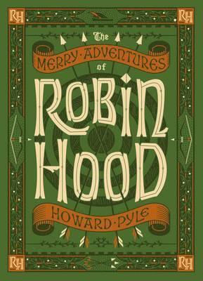 bokomslag The Merry Adventures of Robin Hood (Barnes & Noble Collectible Classics: Children's Edition)
