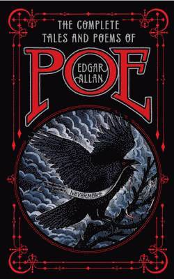 bokomslag Complete Tales and Poems of Edgar Allan Poe (Barnes & Noble Omnibus Leatherbound Classics)