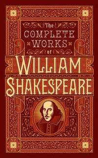 bokomslag Complete Works of William Shakespeare (Barnes & Noble Omnibus Leatherbound Classics)