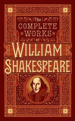 bokomslag Complete Works of William Shakespeare (Barnes & Noble Omnibus Leatherbound Classics)