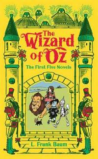 bokomslag Wizard of Oz (Barnes & Noble Collectible Classics: Omnibus Edition): The First Five Novels
