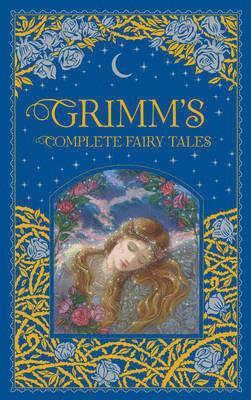 bokomslag Grimm's Complete Fairy Tales (Barnes & Noble Omnibus Leatherbound Classics)