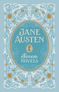 bokomslag Jane Austen (Barnes & Noble Omnibus Leatherbound Classics): Seven Novels