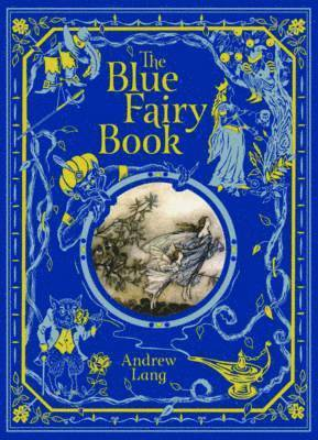 bokomslag The Blue Fairy Book (Barnes &; Noble Children's Leatherbound Classics)