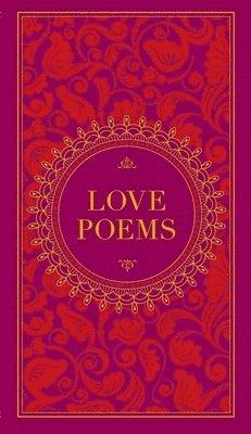 bokomslag Love Poems (Barnes & Noble Collectible Classics: Pocket Edition)