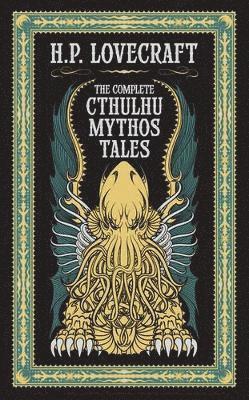 bokomslag Complete Cthulhu Mythos Tales (Barnes & Noble Omnibus Leatherbound Classics)