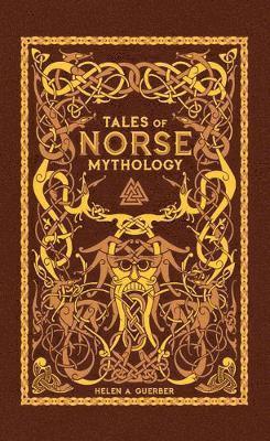 bokomslag Tales of Norse Mythology (Barnes &; Noble Omnibus Leatherbound Classics)