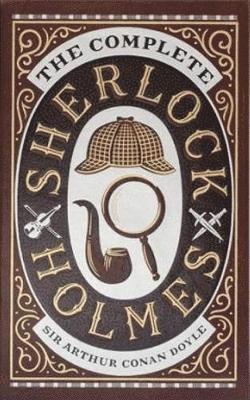 bokomslag Complete Sherlock Holmes (Barnes &; Noble Collectible Classics: Omnibus Edition)