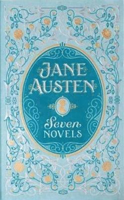 bokomslag Jane Austen (Barnes & Noble Collectible Classics: Omnibus Edition): Seven Novels