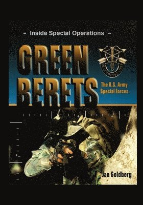 bokomslag Green Berets: The U.S. Army Special Forces