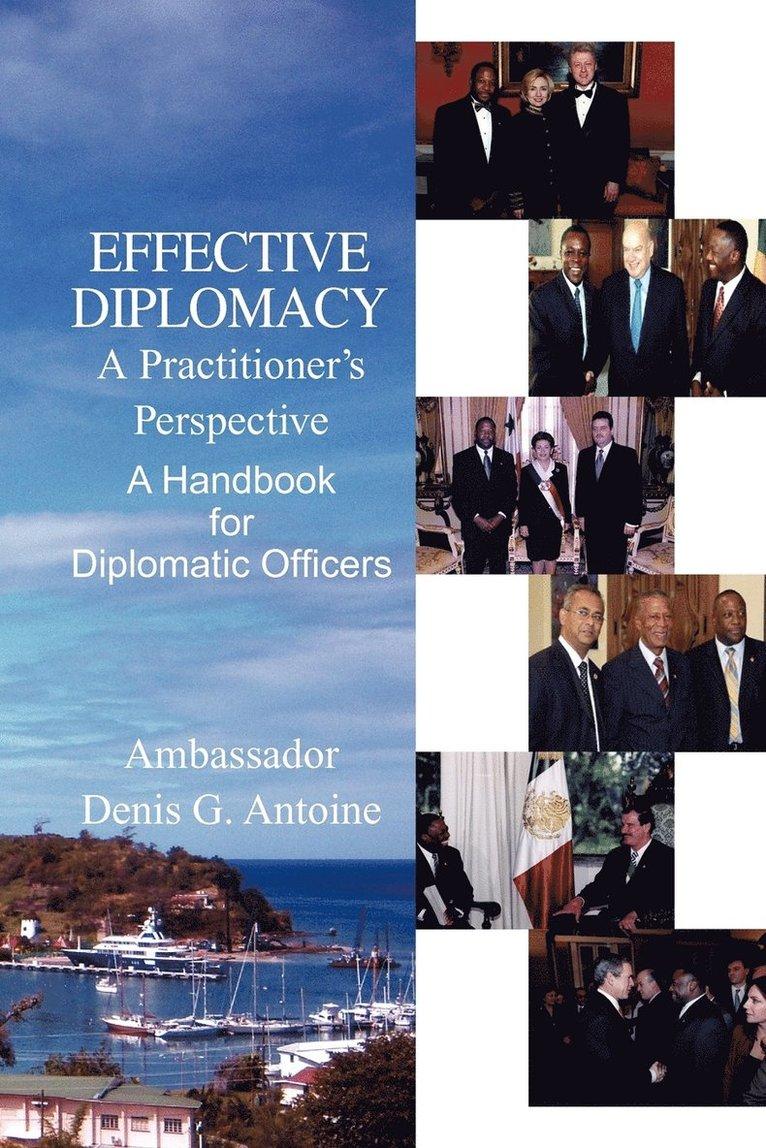 Effective Diplomacy 1