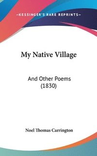 bokomslag My Native Village