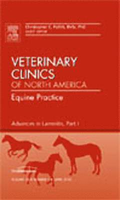 bokomslag Advances in Laminitis, Part I, An Issue of Veterinary Clinics: Equine Practice