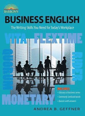 bokomslag Business English