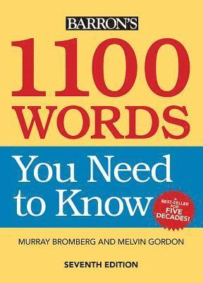 bokomslag 1100 words you need to know