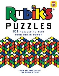 bokomslag Rubik's Puzzles: 101 Puzzles to Test Your Brain Power