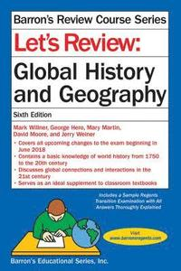 bokomslag Let's Review: Global History and Geography