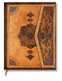 Anteckningsbok Paperblanks Ultra linjerad - Safavid