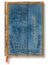 Anteckningsbok Paperblanks Midi linjerad - Wordsworth