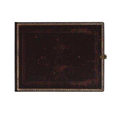 Gästbok Paperblanks Black Maroccan 1