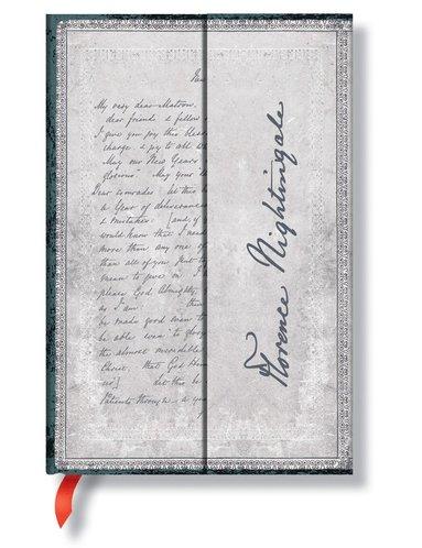 Anteckningsbok Paperblanks Mini linjerad - Florence Nightingale