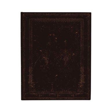 Anteckningsbok Paperblanks Ultra -Black Moroccan 1
