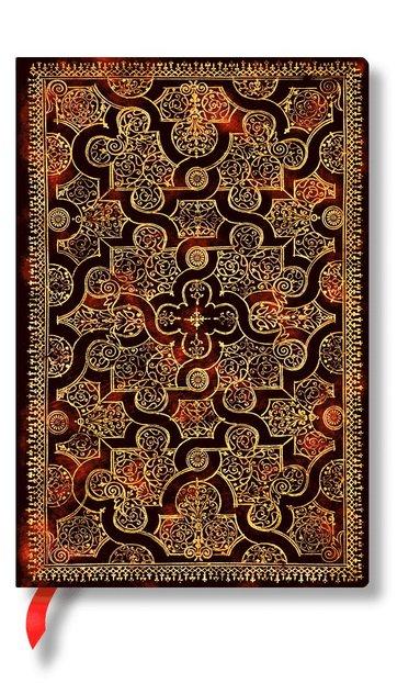 Anteckningsbok Paperblanks Mini linjerad - Mystique  1