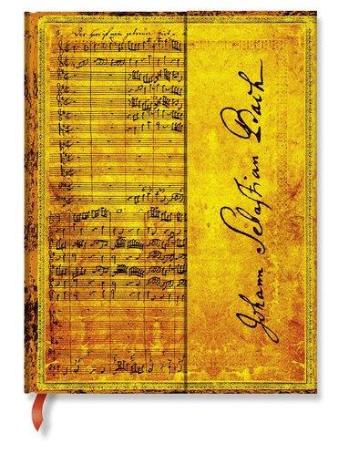 Anteckningsbok Paperblanks Ultra olinjerad - Bach Cantata