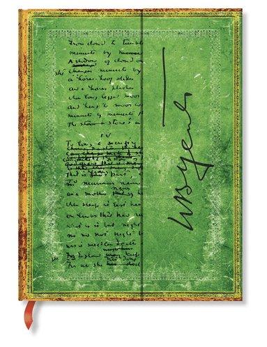 Anteckningsbok Paperblanks Ultra linjerad - Yeats