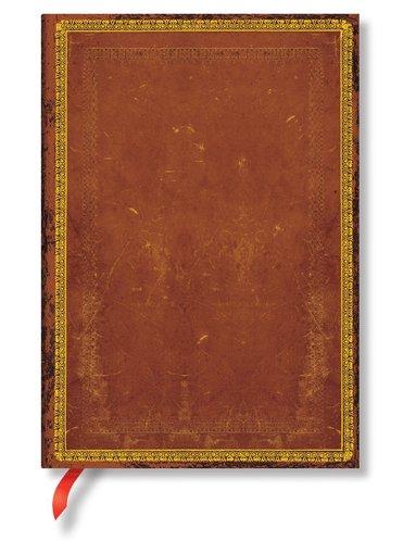 Anteckningsbok Paperblanks Midi linjerad - Handtooled