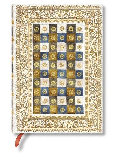 Anteckningsbok Paperblanks Midi linjerad - Aureo 1