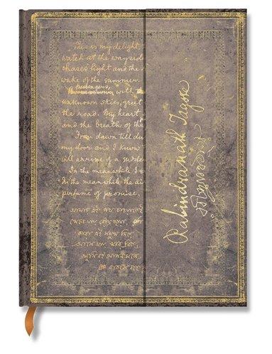 Anteckningsbok Paperblanks Ultra linjerad - Tagore