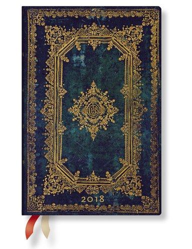 Kalender 2018 Paperblanks Astra Mini Dag/Sida