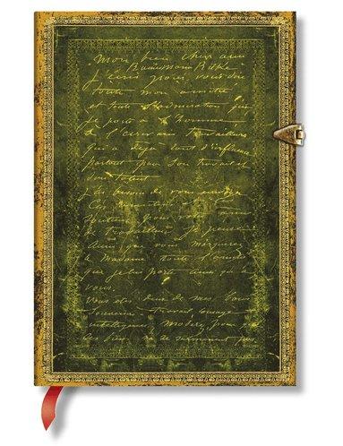 Anteckningsbok Paperblanks Midi olinjerad - Rodin  1