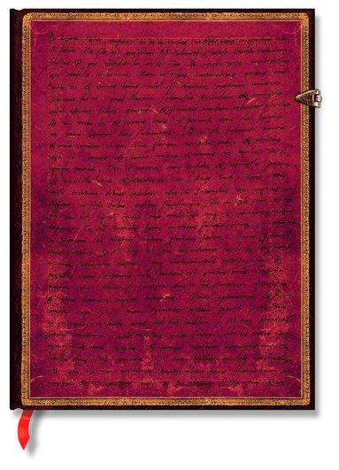 Anteckningsbok Paperblanks Ultra olinjerad - Martin Luther