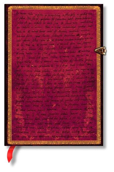 Anteckningsbok Paperblanks Midi linjerad - Martin Luther 1