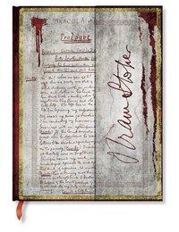 Anteckningsbok Paperblanks Ultra linjerad - Dracula Bram Stoker