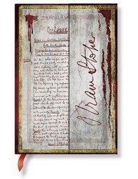 Anteckningsbok Paperblanks Mini linjerad - Dracula Bram Stoker