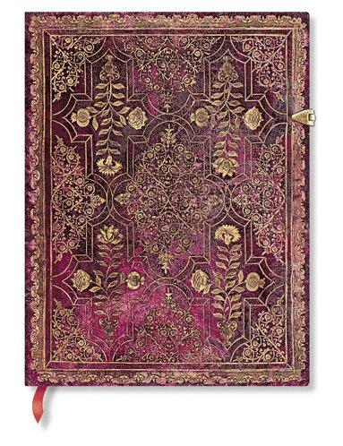 Anteckningsbok Paperblanks Ultra olinjerad - Amaranth