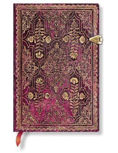 Anteckningsbok Paperblanks Mini linjerad - Amaranth