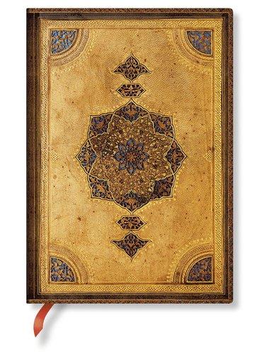 Anteckningsbok Paperblanks Midi Flexi Safavid 1
