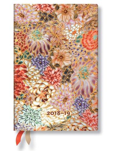 Kalender 2018-2019 18 mån Mini Kikka Vecka/Uppslag