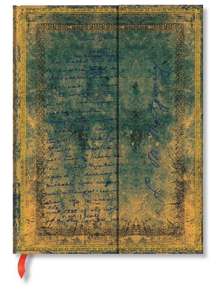 Anteckningsbok Paperblanks Ultra linjerad - Anne of Green Gables 1