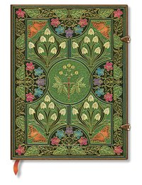 Anteckningsbok Paperblanks Ultra linjerad - Poetry in Bloom