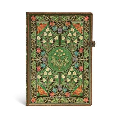 Anteckningsbok Paperblanks Midi - Poetry in Bloom 1
