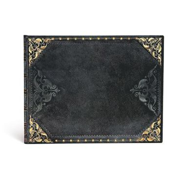 Gästbok Paperblanks - Midnight Rebel