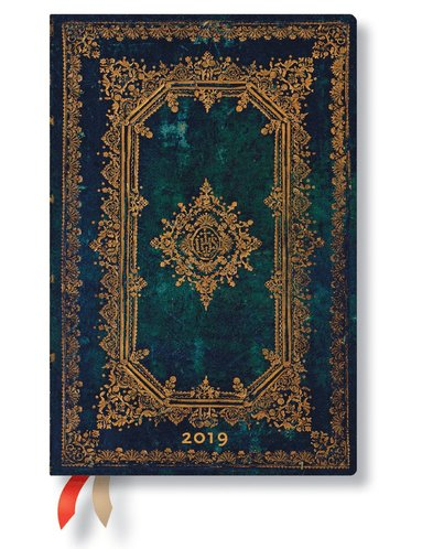 Kalender 2019 Paperblanks Mini Astra Dag/Sida