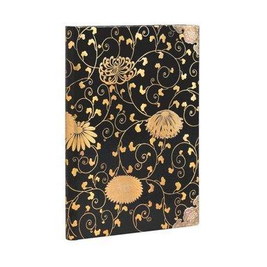 Anteckningsbok Paperblanks Midi linjerad - Karakusa 1